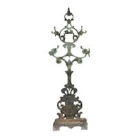 Cast Iron Hall Stand