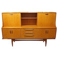 Mid century modern credenza or dresser, c. 1960.