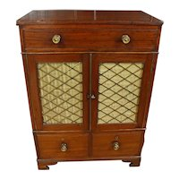 William IV Period Side Cabinet