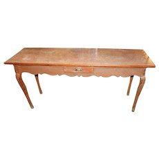 19th Century French Baker's or Confectioner's Table