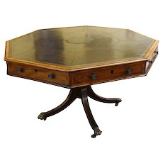 George III Library Table