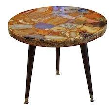Specimen Stone Table