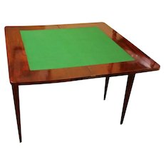 Neo-Classical French Games Table