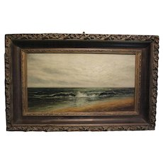 Seascape by Ida Squire Gutsell