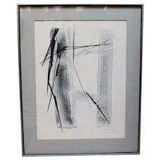 """Arrived Wind B"" print by Toko Shinoda"