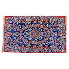 Antique Kirman Rug