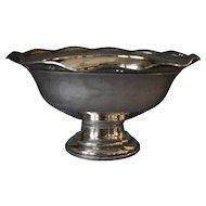 Sterling Fluted Bowl, 1953