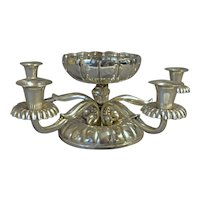 Danish Center Piece Candelabra