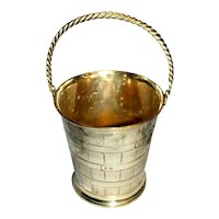 20th Century French Silverplate Champagne Bucket