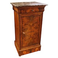French Chevet / Bedside Cabinet