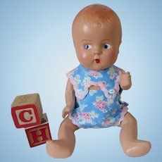 MINT Condition Coot Wittle Composition Baby Doll
