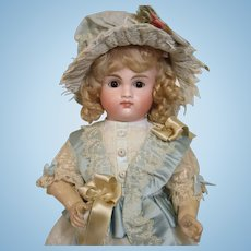 """Anissa-Heart Melting Early Pouty Kestner Doll"