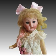 Delightful Petite German Doll-Flirty Eyes