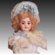 Splendid Roullet Decamps French Walking Doll
