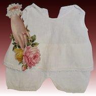 Vintage Baby Doll Undie