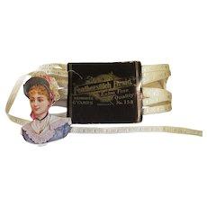 Antique Narrow Braid-Original Packaging