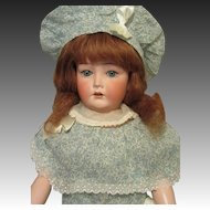 Adorable Cuno Otto Mein Leibling Antique Doll