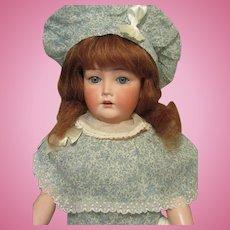 Adorable Cuno Otto Mein Leibling Antique Doll