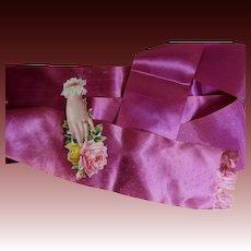 Gorgeous Orchid Vintage Ribbon