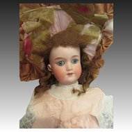 Factory Original Antique German Doll