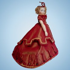 DIVINE Promenade Ensemble For French Fashion Doll