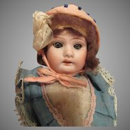 All Original Antique German Dolly