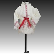 Airy Batiste French Fashion Doll Blouse