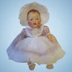RARE Minty American Character Baby Doll-Circa 1952