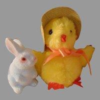 Plush Stuffed Easter Chick