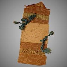 Antique Teacher Award/Ribbon-Charming