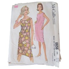 CUTE Jackie O Vintage Dress Pattern