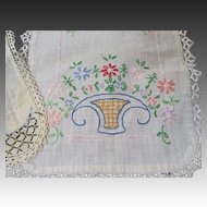 Lovely Vintage Linen Lot-Doilies