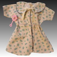 Factory Baby Doll Flannel Robe