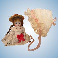 Oh So Sweet Little Doll Bonnet