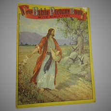 Gorgeous Illustrated Bible Picture Children's Book