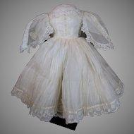 Stunning Enfantine Huret/Rohmer Party Dress