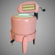 Washing Machine For Gnomes, Fairies, & Dollies