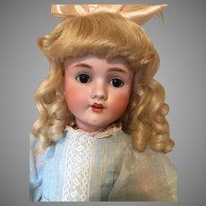 """Angelic """"Walkure"""" German Doll-Gentle Eyes-Kley & Hahn"""