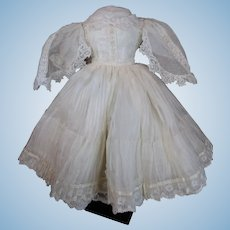 Stunning Lace Party Dress _Huret, Rohmer