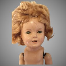 Thirteen Inch Shirley Temple Dolly-