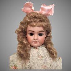 """Darling 18"""" Antique German Child-Schoenau & Hoffmeister Character"""
