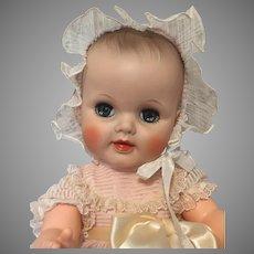 Splendid Vintage Eegee Baby Doll-Minty!  1958