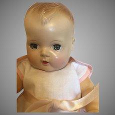 "YUMMY 13"" Tiny Tears Doll With Extras!"