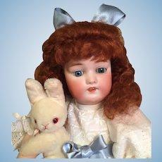 """Adorable Kestner 168 Doll-15"""" Tall"""