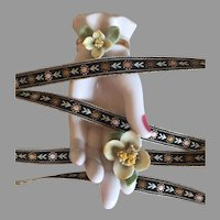 Sweet Vintage Cotton/Silk Braid
