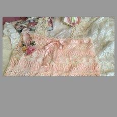 Scrumptious Antique Bridal Camisole