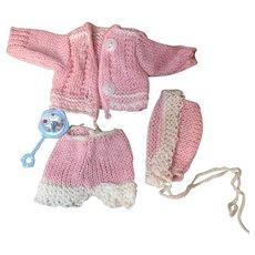 Vintage Ginnette Sweater Set-Cute!