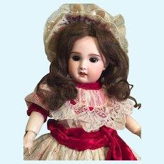 Beautiful Jumeau Doll-Lay Away