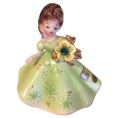 Vintage Josef May Birthday Doll