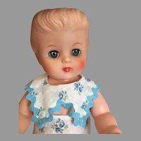 It's Miss Cuddlebun!  Cute Vintage Doll-1956